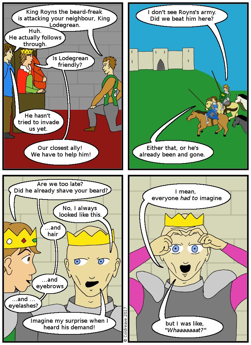 The Raid and the Razor
